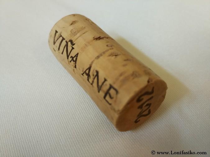 Viña Ane vino de autor San Vicente Sonsierra Rioja