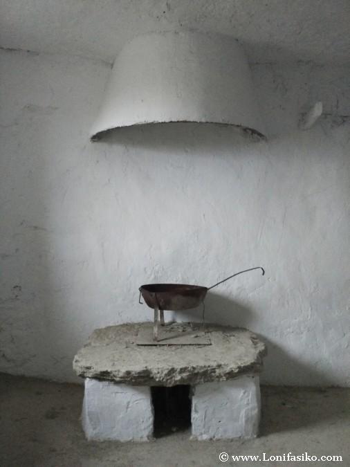 Casas-cuevas Valtierra fotos