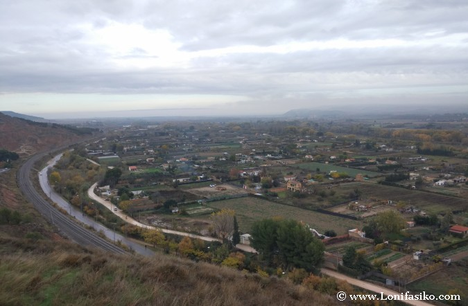 Huerta Tudela Ribera Navarra fotos