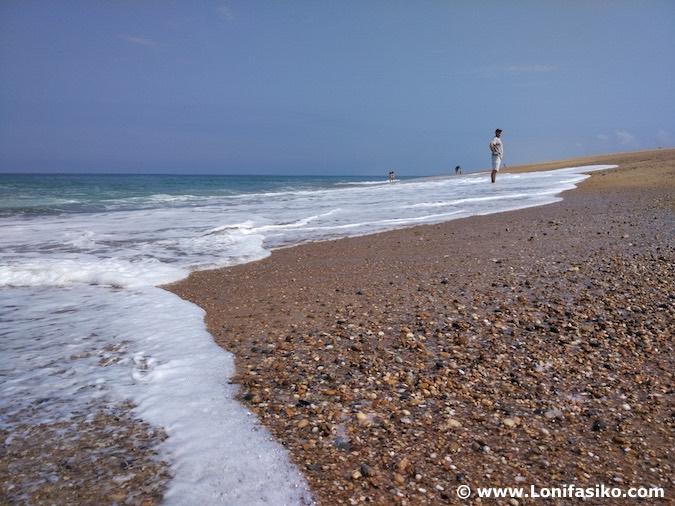 Las Landas Francia Playas Fotos
