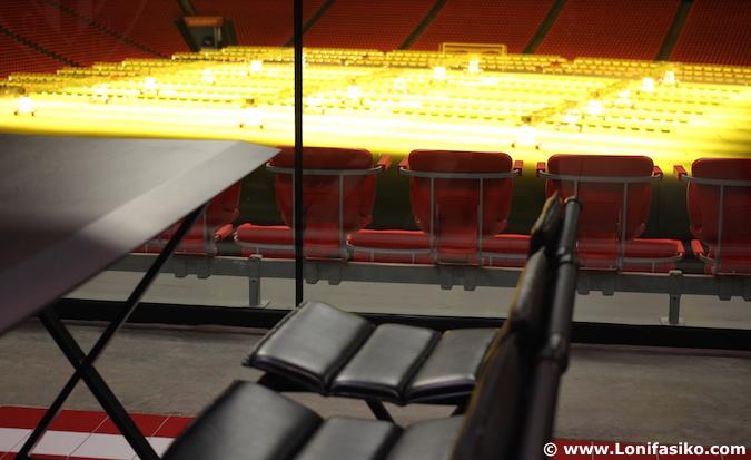 San Mames VIP Area Fotos
