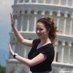 Fotografía gamberra en la Torre de Pisa: fotos alternativas para llorar de la risa