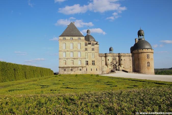 Chateau de Hautefort castillo fotos