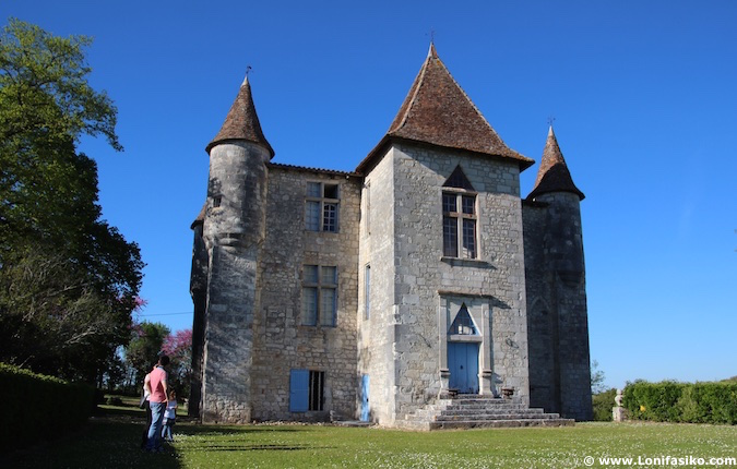 Château de Panisseau photos Thénac Dordogne
