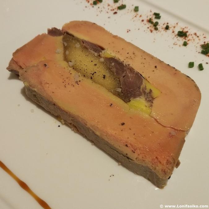 foie gras francia fotos