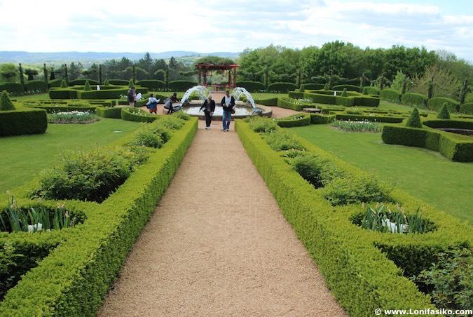 Jardines Eyrignac Fotos Dordogne