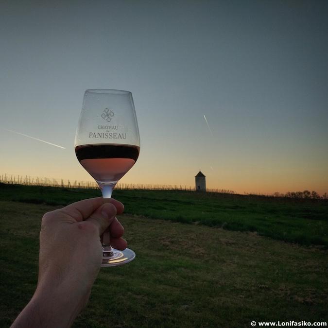 Bergerac rosé vinos rosados