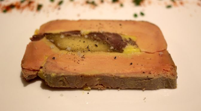 foie gras micuit francia fotos