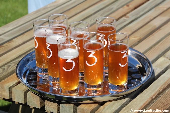Lambic beer Tour de Geuze Flanders