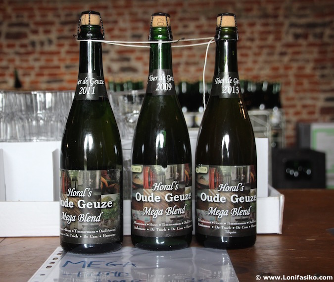 oude geuze horal flanders