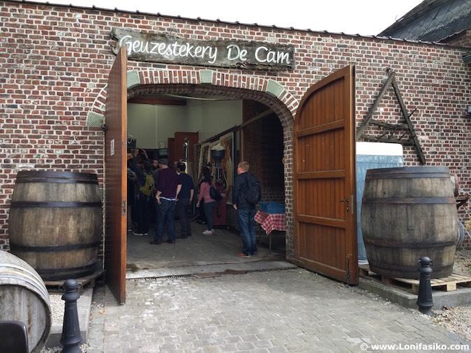 De Cam Lambic Beer Flanders