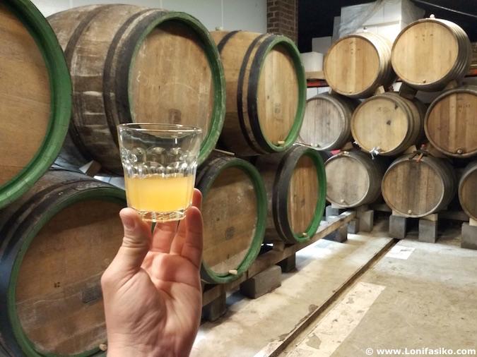 toer de geuze de cam brewery