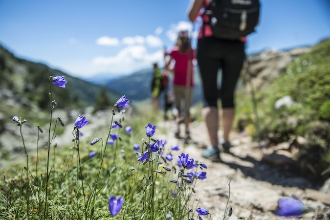 Andorra con niños verano turismo