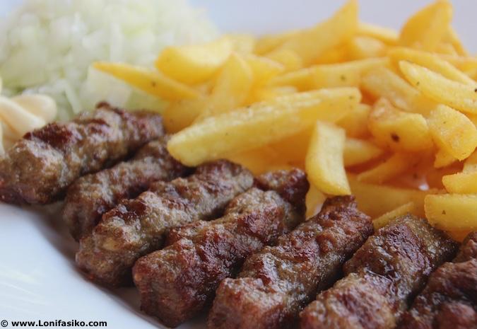 cevapi fotos gastronomia bosnia