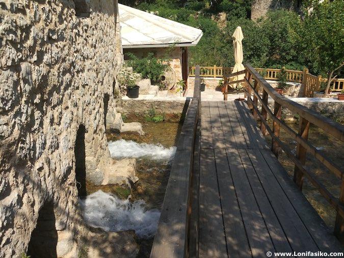 Old Mill Restaurant Stolac Bosnia