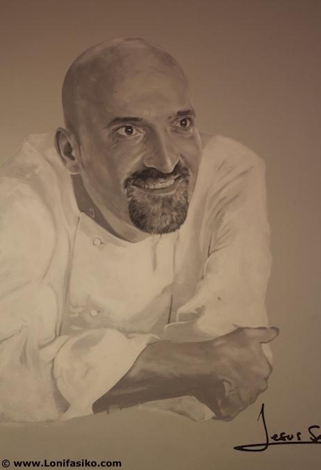 Casa Toni chef Restaurante San Vicente Sonsierra carta precios