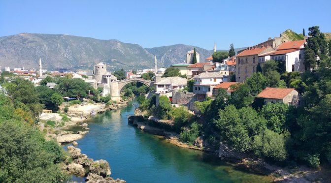 Infinity, tu alojamiento BBBC (bueno, bonito, barato y céntrico) en Mostar