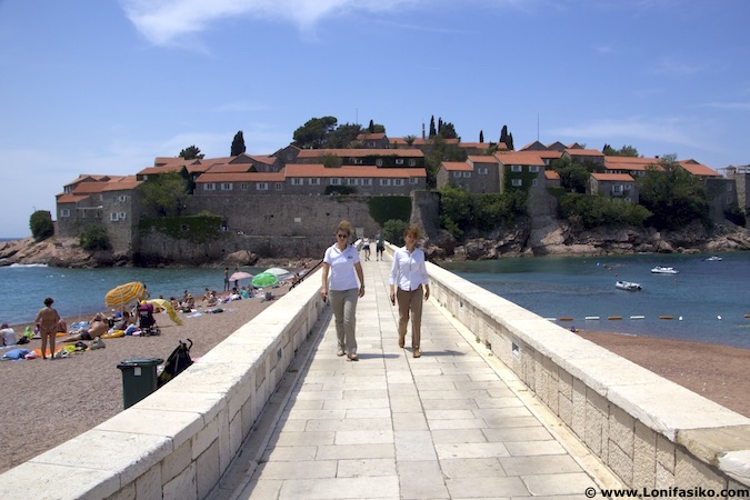 Aman Sveti Stefan hotel Montenegro fotos