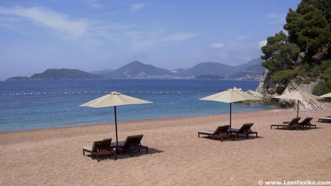 Hoteles de lujo en Montenegro fotos