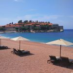 Sveti Stefan, la isla del lujo y la exclusividad en Montenegro