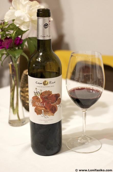 Can Rich ibiza vino tinto roble