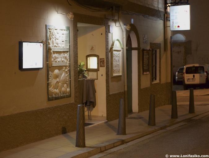 Es Rebost de Can Prats Restaurant Ibiza san antonio