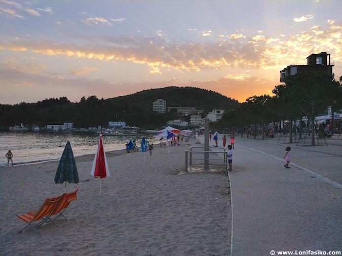 himare beach albania riviera albanesa