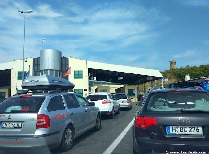frontera montenegro albania