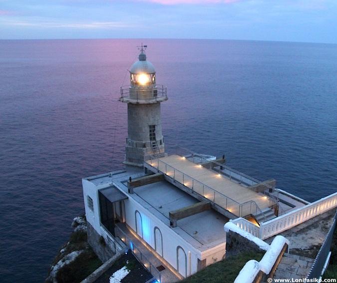 Faro de Lekeitio fotos