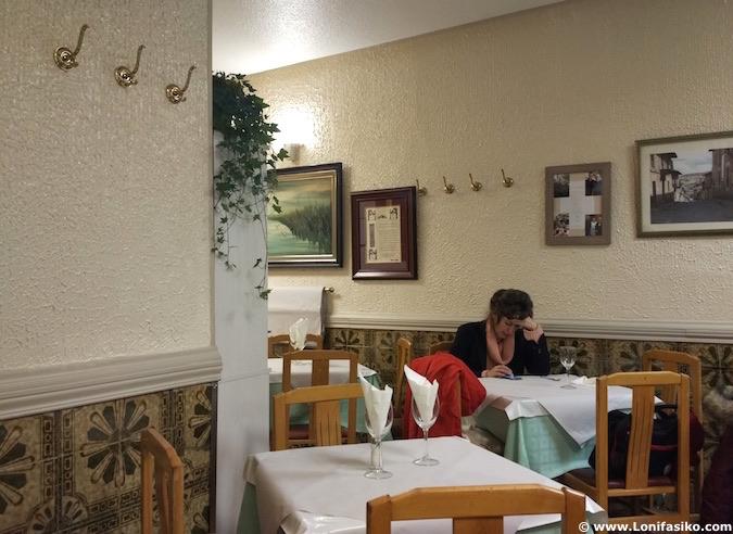 la sanabresa restaurante madrid huertas