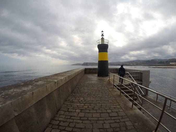 Faro Comillas en Cantabria