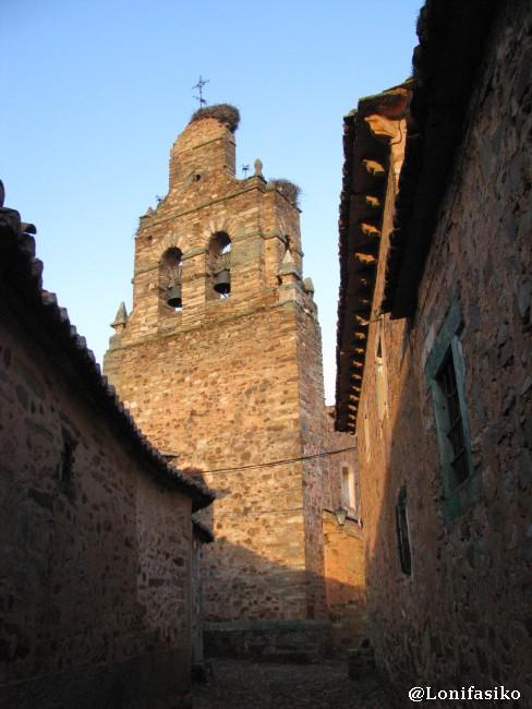 Iglesia de Castrillo de los Polvazares fotos