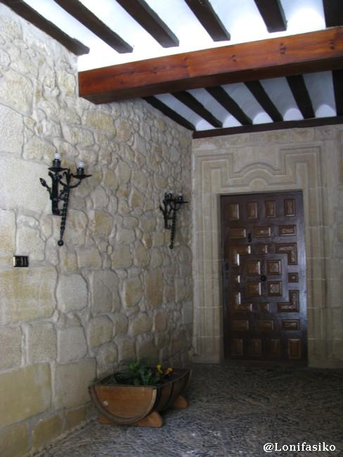 Caserón donde la leyenda cuenta que durmió Napoléon Bonaparte