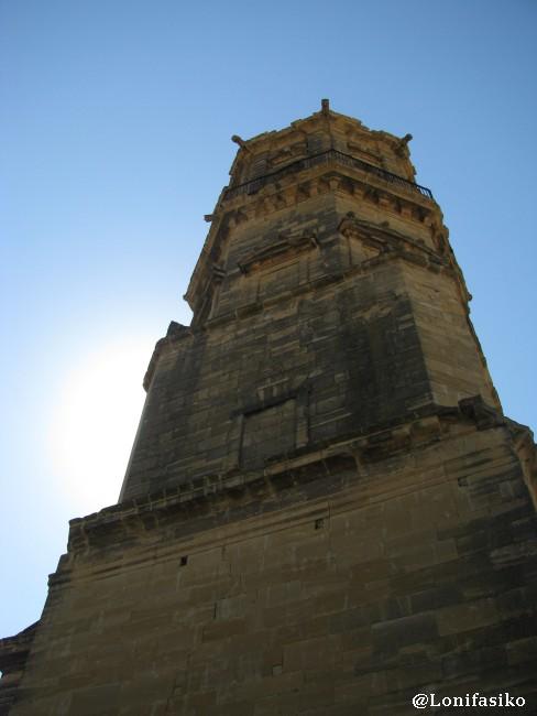 Torre de la Iglesia Parroquial de Nuestra Señora de la Asunción