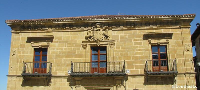 Casa Palacio de los Salazar, residencia de Don Manuel Quintano