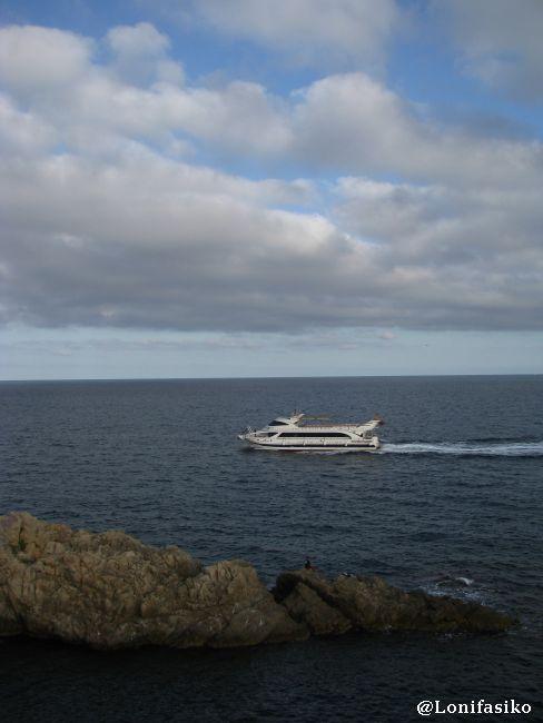 Barcos Visitas Guiadas Costa Brava