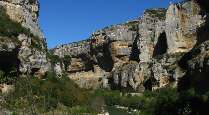 Foz de Lumbier Fotos Navarra