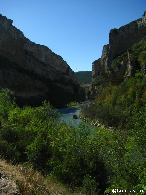 Ruta Foz Lumbier Navarra