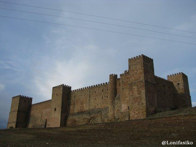 Castillo y Parador nacional de Sigüenza