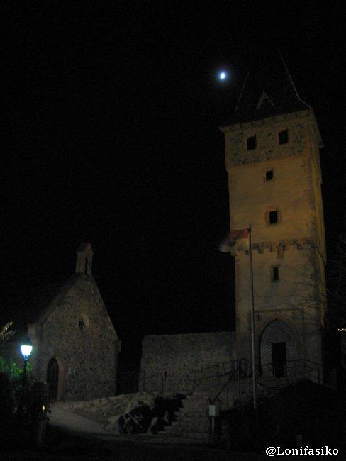Castillo de Frankenstein, en Darmstadt