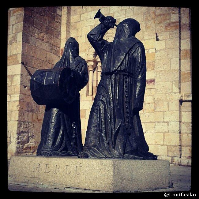 Monumento a la Semana Santa en Zamora