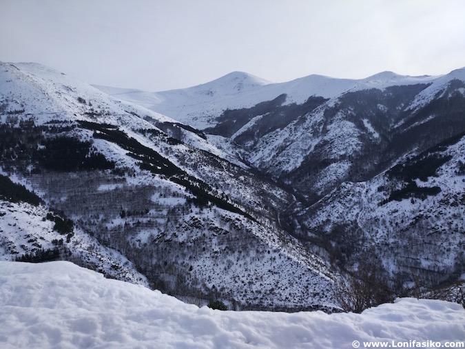 valdezcaray esqui la rioja fotos