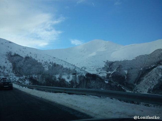 Cómo llegar a la estación de esquí de Valdezcaray