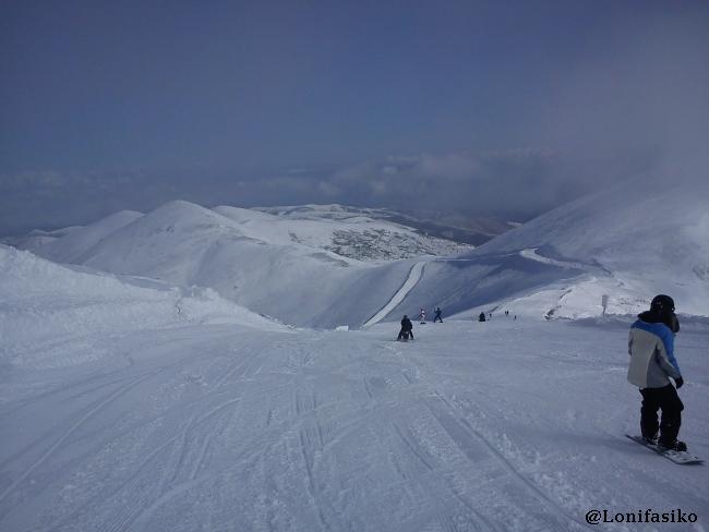 Pistas de esquí fáciles en Valdezcaray