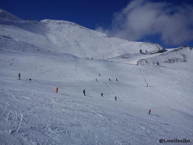 Esquiar con niños en Valdezcaray