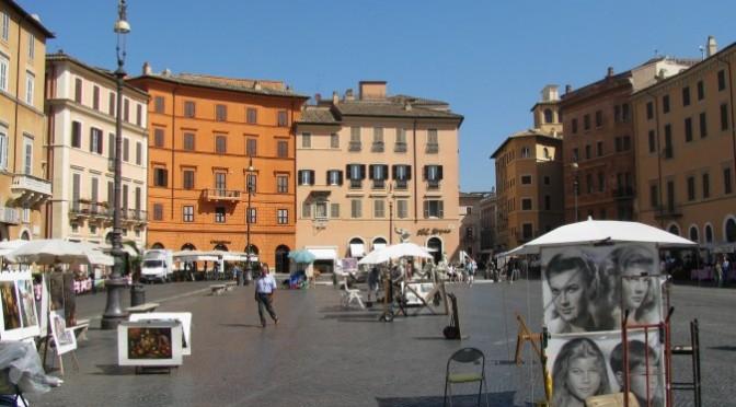 5 plazas de obligada visita en Roma (y Vaticano)