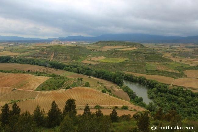 Castillo Davalillo La Rioja fotos