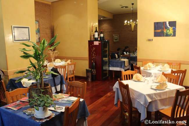 Restaurante Hilarion Arrasate Mondragón