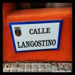 Nombres gracioso de calles en La Barrosa