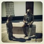 Monumento a la transmisión del saber en Conil de la Frontera